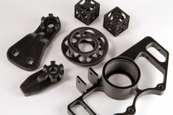 3D printen auto onderdelen