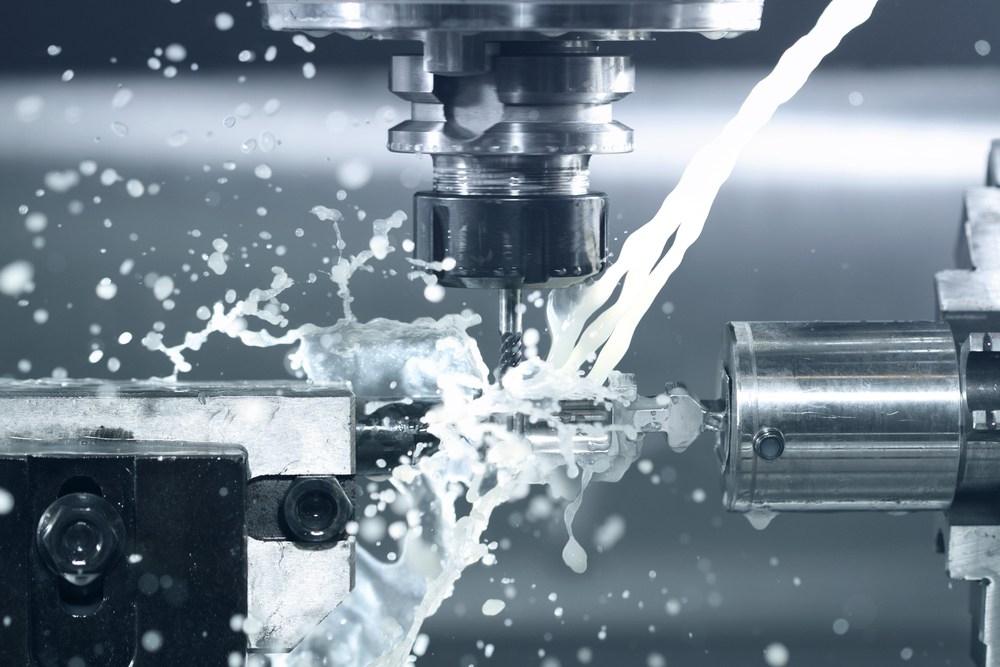 CNC draaien en frezen van auto onderdelen